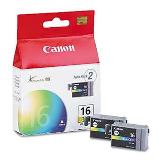 Canon Pixma Twin Pack BCI-16 Colour *Brand New*