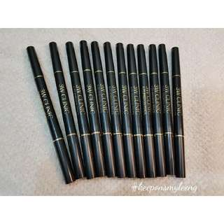 3w clinic eyebrow pencil