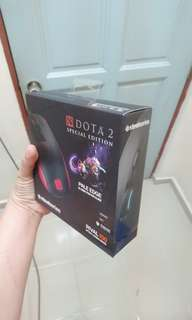 Steelseries rival 100 dota 2 special edition mouse