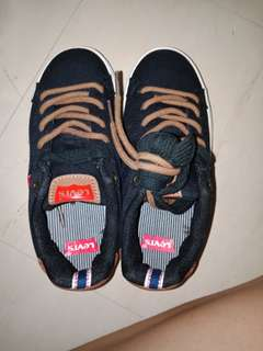 Levis Lace Up Shoes for toddler
