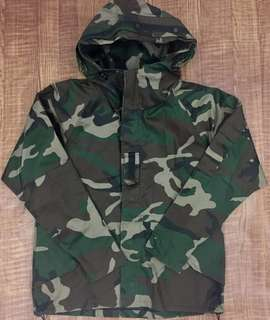 Woodland CE 迷彩軍褸 防風外套 French CE Camo Windbreaker Jacket