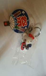 Hello Kitty 匙扣(包平郵)