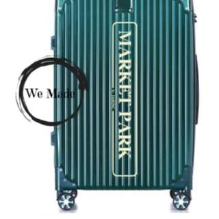 Supermarket series luggage market place Made By Order 20inch 24inch 28inch