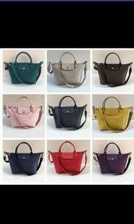 Longchamp medium size bag
