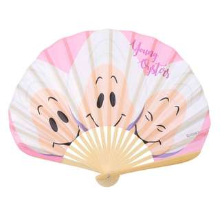 Japan Disneystore Disney Store Summer Fun 2018 Young Oyster Folding Fan