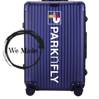 Park and shop luggage Made By Order 20inch 24inch 28inch
