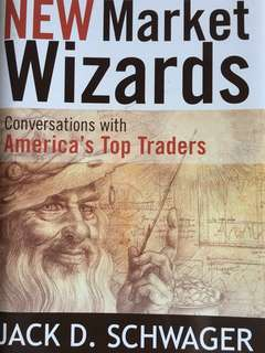 The New Market Wizards : Conversations with America's Top Traders