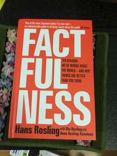 Factfullness by Hans Rosling