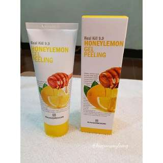 Real kill 9.9 Honey lemon peeling gel