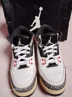 Price drop!!! Air Jordan3 Retro