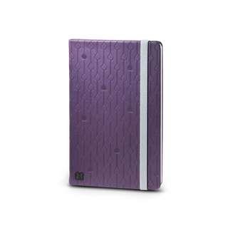 Purple Raindrop