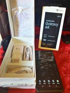 Samsung A8 Fullset Ori,,