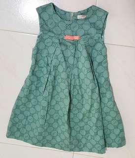 Poney Girl's Dress