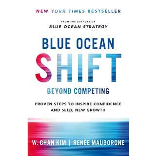 Blue Ocean Shift: Beyond Competing - Proven Steps to Inspire Confidence and Seize New Growth by W. Chan Kim, Renée Mauborgne - EBOOK