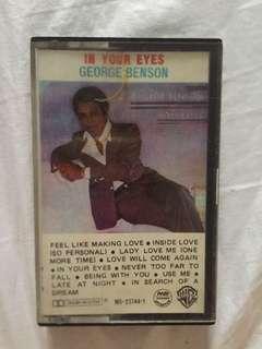 VINTAGE George Benson casette tape