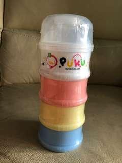 Brand New Unopened Puku Milk Powder Container