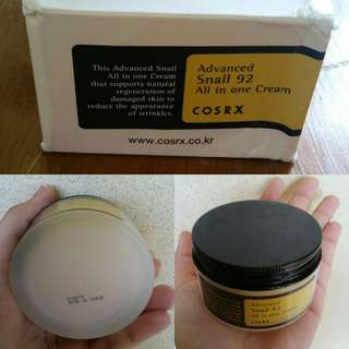 AUTHENTIC COSRX Advanced Snail 92 All in One Cream