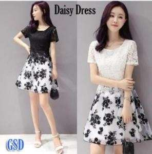 Daissy dress 2 warna