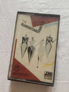 VINTAGE Manhattan Transfer casette tape