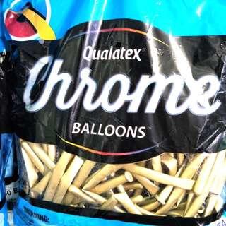 """Qualatex Chrome balloons 11"""" Q260"""