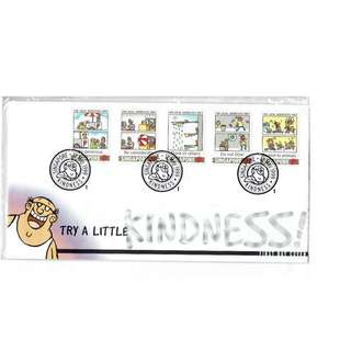 FDC  #229  Try A Little Kindness