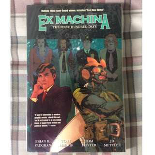 Ex Machina Vol. 1: The First Hundred Days