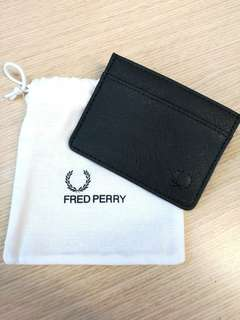Fred Perry card case