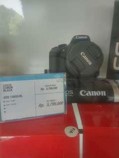 Cannon EOS 1300D