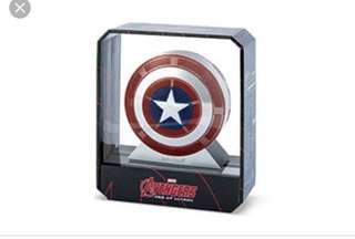 Captain America bluetooth speaker plus powerbank