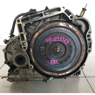 Honda Odyssey Automatic Transmission