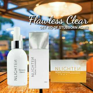 Clear Skin | Whitening