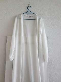 Temt white outerwear