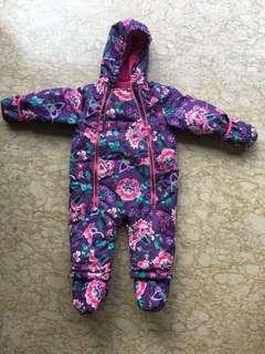 Baby / Toddler snowsuit / winter suit