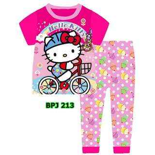 Hello Kitty pjs(coming in mid may)