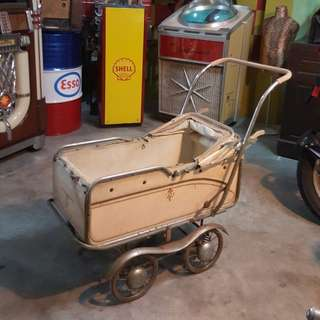 Antique Baby Stroller