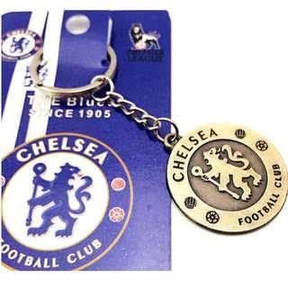 CHELSEA KEYCHAIN SOCCER CHELSEA FC KEY CHAIN