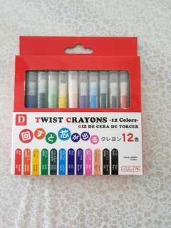 Twist Crayons