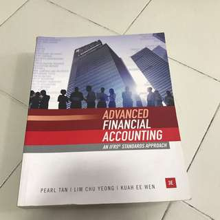 Advanced Financial Accounting (ACC3606)
