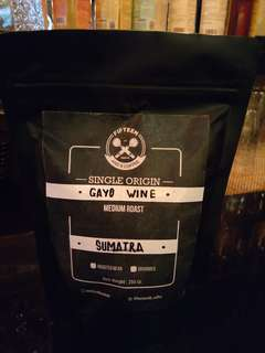 beans coffee aceh gayo