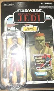 Star Wars Vintage Collection Kithaba