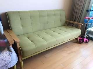 3-seat sofa chair