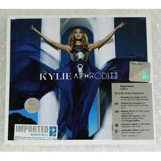 Kylie Minogue - Aphrodite_CD+DVD