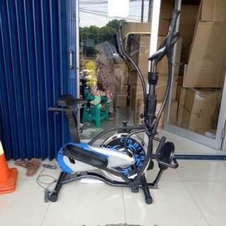 ORBITRACK 5 IN 1 treadmill sepeda bike 5 fungsi Paling Laris