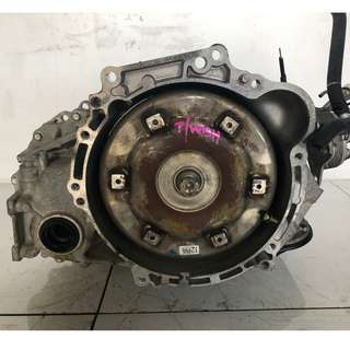 Toyota Wish Automatic Transmission