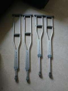 Used Crutches