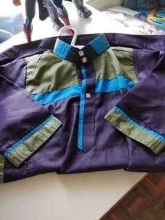 Jubah lelaki / toddler jubah #rayaletgo
