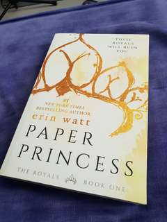 Paper Princess by Erin Watt