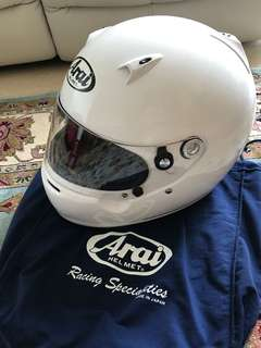 Arai Racing / Karting Helmet