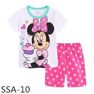 Minnie and the cupcake T-shirt set