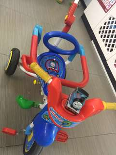 Thomas 可摺三輪車